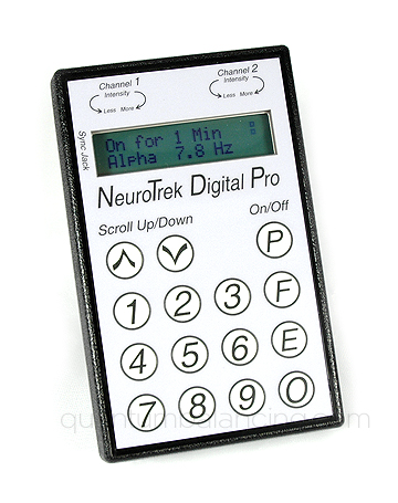 neurotrek digital pro ces machine