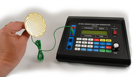Signature Energy Plate Vortex Antenna - EMR Labs, LLC